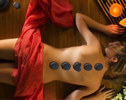 Massage aux pierres chaudes ARCALINA Nantes