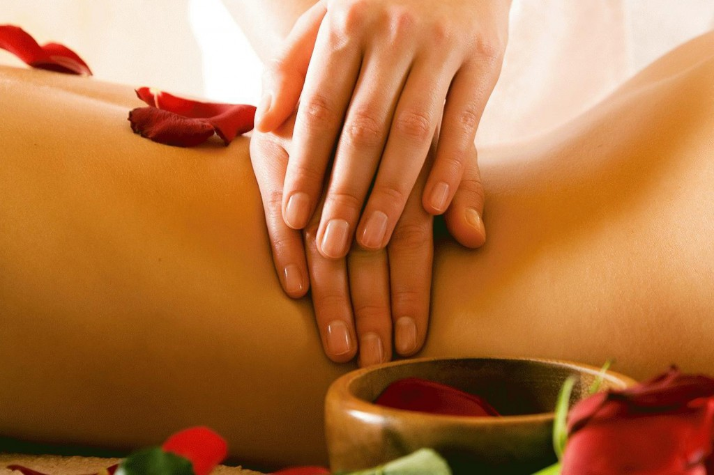 Massages solo, caresses des sens !